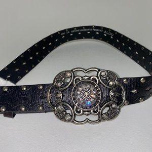 ALDO Leather Belt